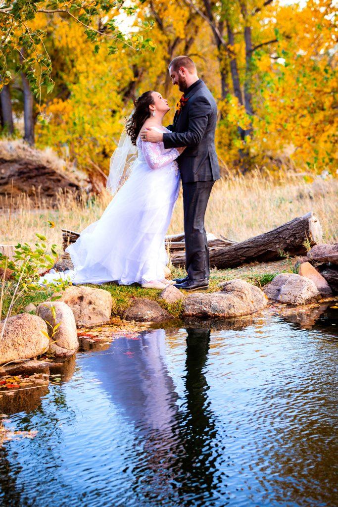 Wedding Portraits at Boulder Wedding Venue