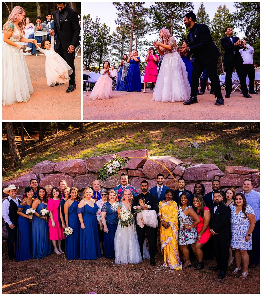 The Reception at Woodland Park